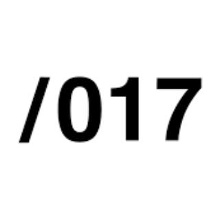 Shop 017 Shop logo