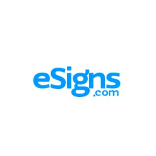 Shop eSigns logo