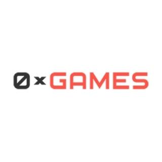 Shop 0xGames logo