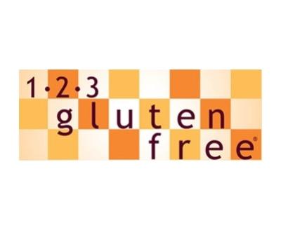 Shop 1 2 3 Gluten Free logo