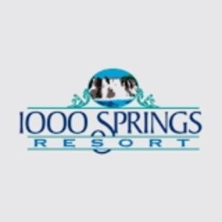 Shop   1000 Springs Resort logo