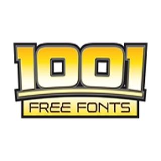 Shop 1001 Free Fonts logo