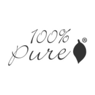 Shop 100% Pure AU logo