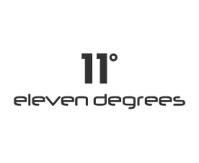 Shop 11 Degrees Clothing logo