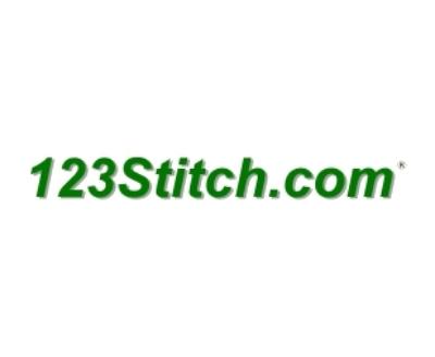 Shop 123Stitch logo
