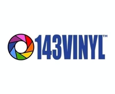 Shop 143VINYL logo