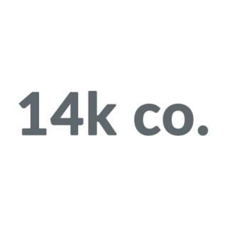Shop 14k co. logo