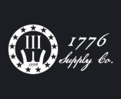 Shop 1776 Supply Co logo