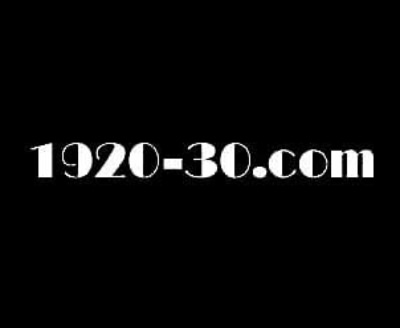 Shop 1920-30.com logo