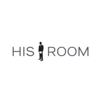 Shop His Room logo