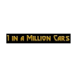 Shop 1inaMillionCars.com logo