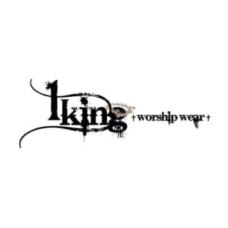Shop 1King Worship Wear logo