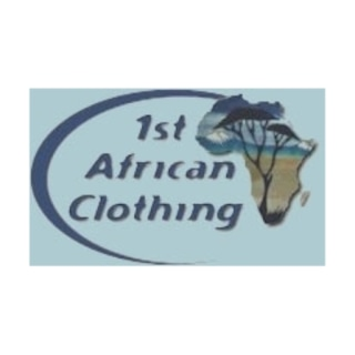 Shop 1st African Clothing logo