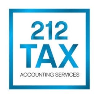 Shop 212 Tax logo