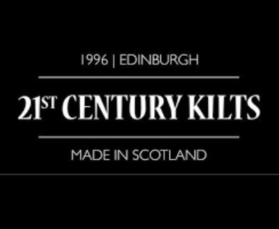 Shop 21st Century Kilts logo
