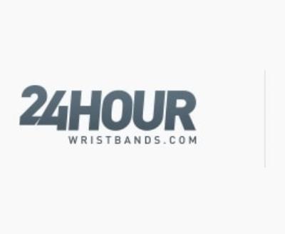 Shop 24 Hour Wristband logo