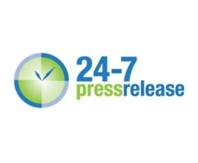 Shop 24/7 Press Release logo