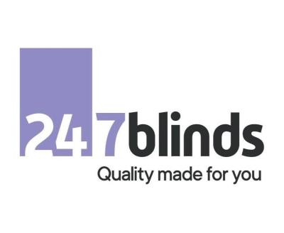 Shop 247 Blinds logo