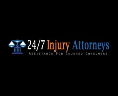 Shop 24/7 Injury Attorneys logo