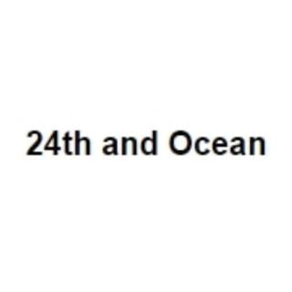 Shop 24th and Ocean logo