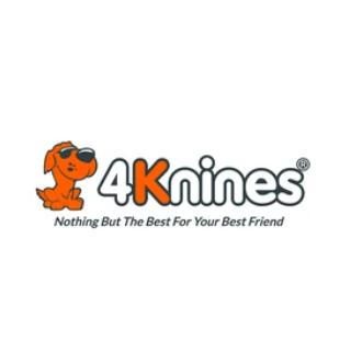 Shop 4Knines logo