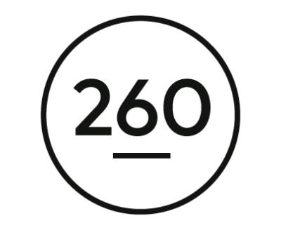 Shop 260 Sample Sale logo