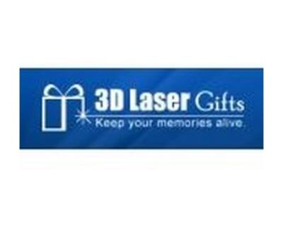 Shop 3D Laser Gifts logo