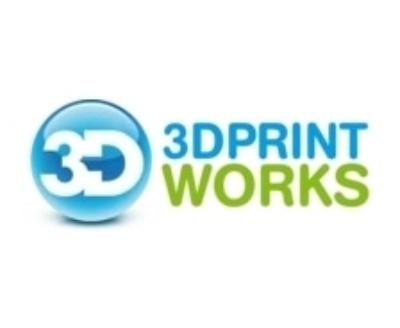 Shop 3D Print Works logo