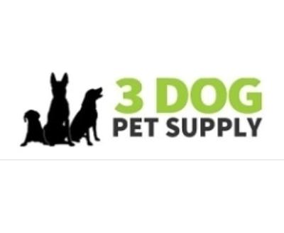 Shop 3 Dog Pet Supply logo