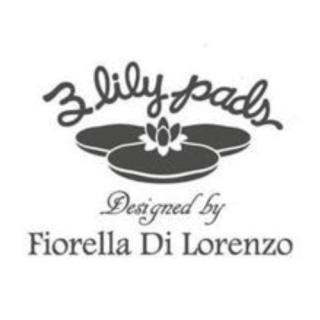 Shop 3 Lily Pads logo
