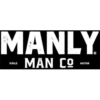 Shop The Manly Man logo