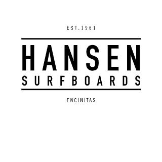 Shop Hansen Surfboards logo