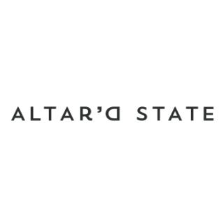 Shop Altar'd State logo