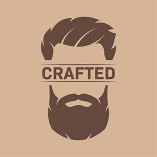 Shop Crafted Beards logo