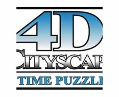 Shop 4D Cityscape logo