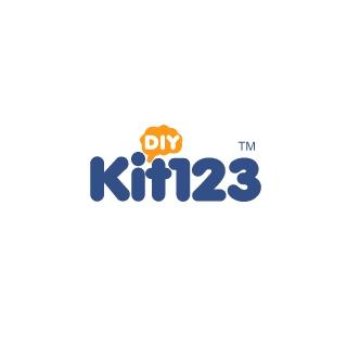 Shop DIY KIT 123 logo