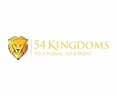 Shop 54 Kingdoms logo
