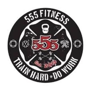 Shop 555 Fitness logo