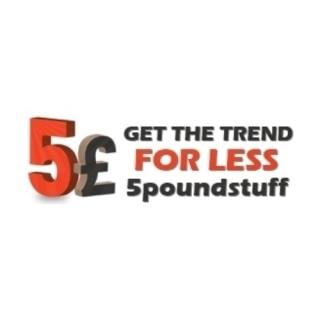 Shop 5poundstuff.com logo