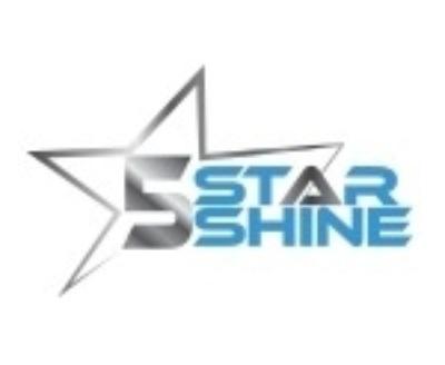 Shop 5 Star Shine logo