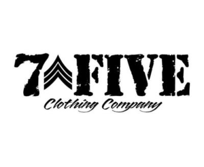 Shop 7Five Clothing logo