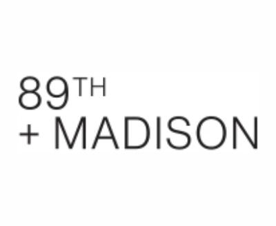 Shop 89th + Madison logo