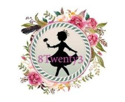 Shop 8Twenty3 Boutique logo