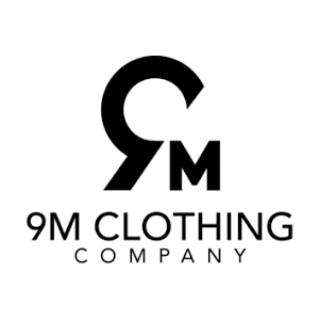 Shop 9M Clothing Company logo