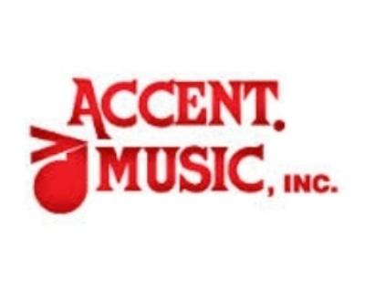 Shop Accent Music logo