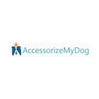 Shop Accessorize My Dog logo