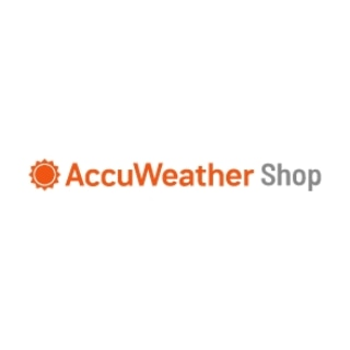 Shop AccuWeather Shop logo
