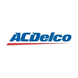 Shop ACDelco logo