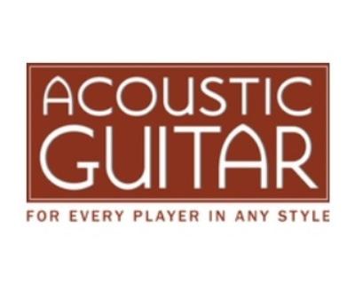 Shop Acoustic Guitar logo