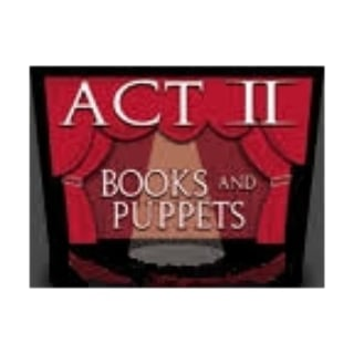 Shop Act II Books and Puppets logo